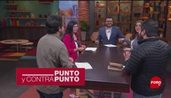 Foto: Punto Contrapunto Genaro Lozano Programa Completo 23 Octubre 2019