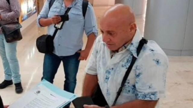 Cae el exespía argentino, Raúl Martins, denunciado por explotación sexual VIP