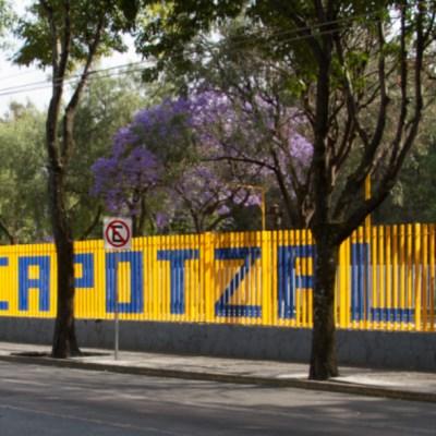 Imagen: La comunidad estudiantil convocó a un paro de labores debido a los casos de acoso registrados en el plantel, 30 de octubre de 2019 (Rogelio Morales /Cuartoscuro.com)