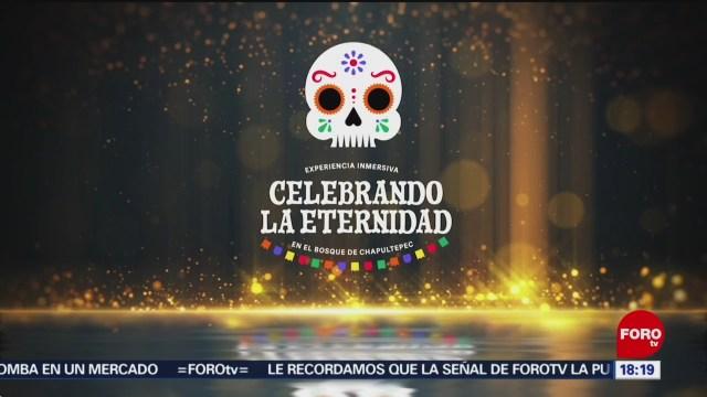 FOTO: Recorrido alusivo Día Muertos Bosque Chapultepec,