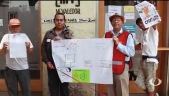 Foto: Revista Mi Valedor Apoya Desempleados CDMX 2 Octubre 2019