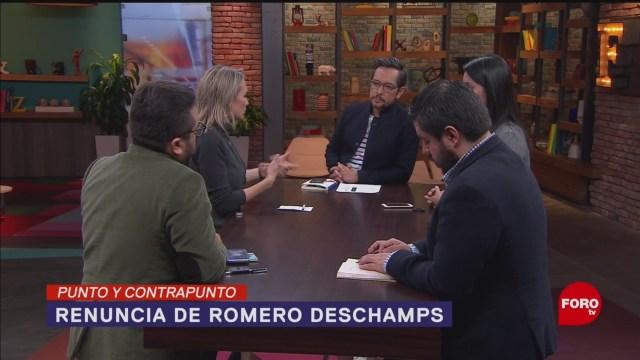 Foto: Carlos Romero Deschamps Renuncia Sindicato Pemex 16 Octubre 2019