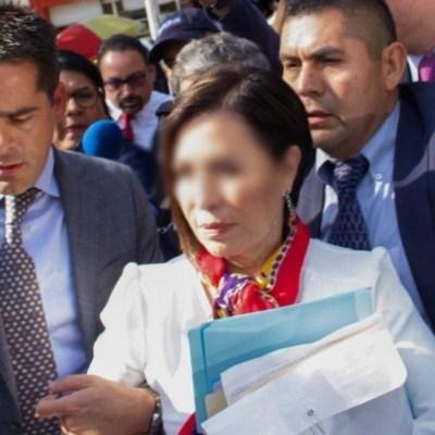 Juez ordena reponer proceso judicial a Rosario Robles; seguirá en prisión preventiva