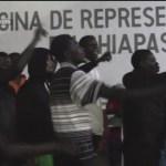 Foto: Violencia Estación Migratoria Siglo Xxi Tapachula 3 Octubre 2019