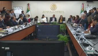 FOTO: Senado Aprueba Dictamen Para Revocación Mandato