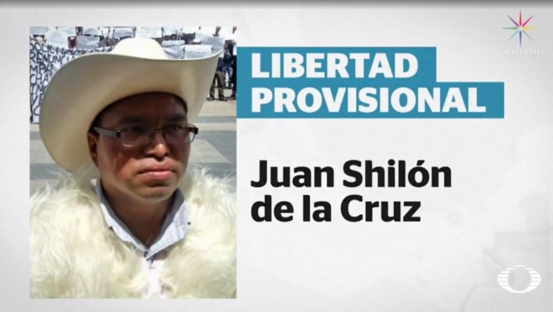 Liberan a Juan Shilón, en Chiapas; autoridades aseguraron aplicar la ley