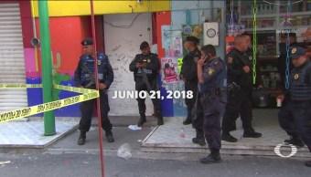 Foto: Operación Grupos Delictivos Tepito Sin Erradicar 24 Octubre 2019
