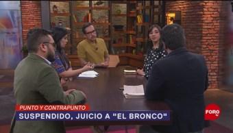 Foto: Suspender Juicio 'El Bronco', Última Resolución Medina Mora 7 Octubre 2019