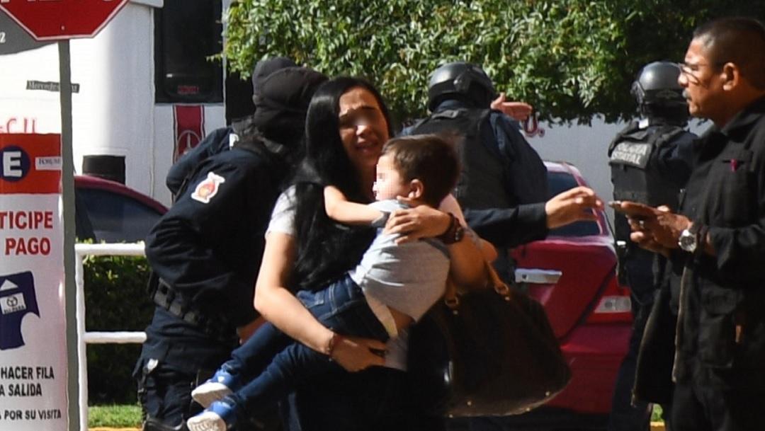 IMAGEN: La gente de 'El Chapo' Guzmán sembró terror en Culiacán