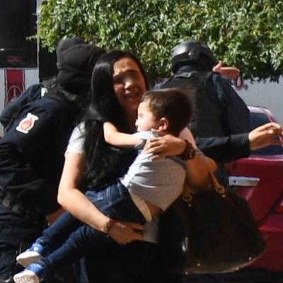 Cártel de Sinaloa sembró terror para rescatar a Ovidio Guzmán, el hijo de 'El Chapo': Habitantes de Culiacán