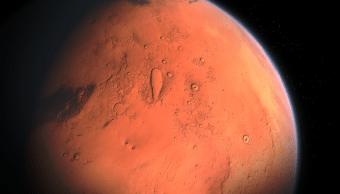 Foto Tierra Peligro Marte 5 Octubre 2019