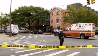 Foto: En Estados Unidos este sábado se registró un tiroteo en un club nocturno en el distrito de Brooklyn, 12 octubre 2019
