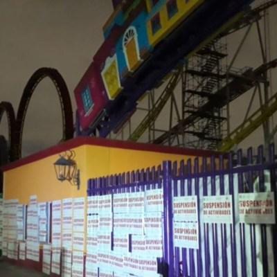 Todos los juegos de la Feria de Chapultepec carecían de mantenimiento, revela Protección Civil