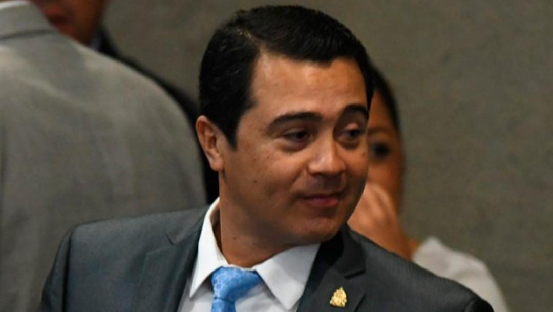 Foto: Hermano de presidente de Honduras, declarado culpable de narcotráfico en EU, 18 de octubre de 2019