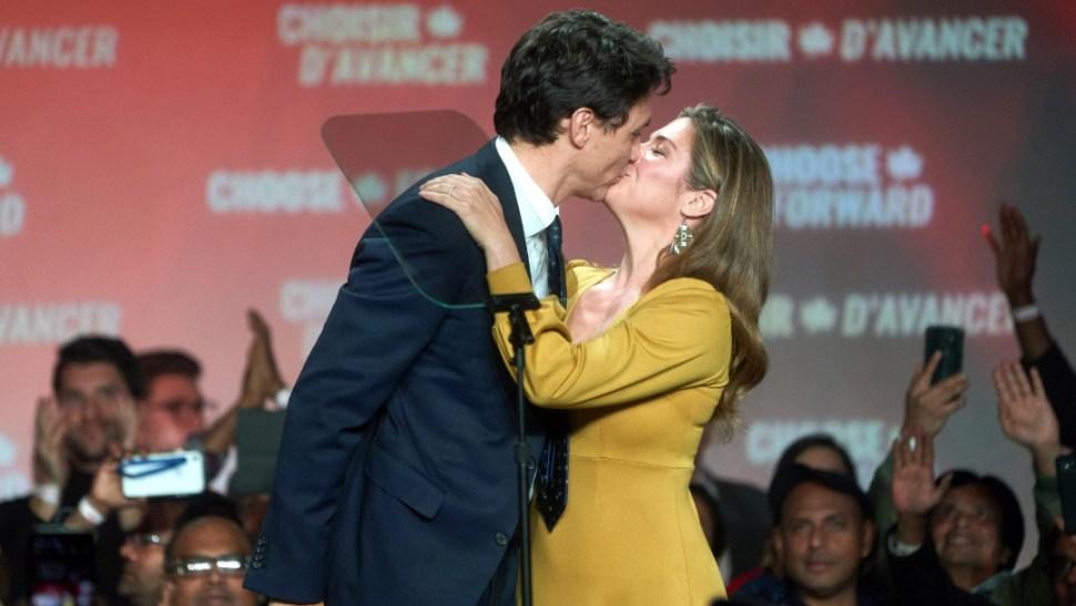 Foto Trudeau gana las elecciones en Canadá