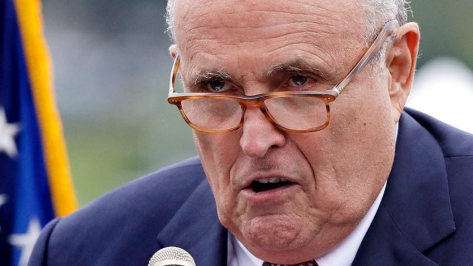 Imagen: La Fiscalía del Distrito Sur de Nueva York presentó este jueves cargos contra dos socios de Giuliani,12 de octubre de 2019 (AP)