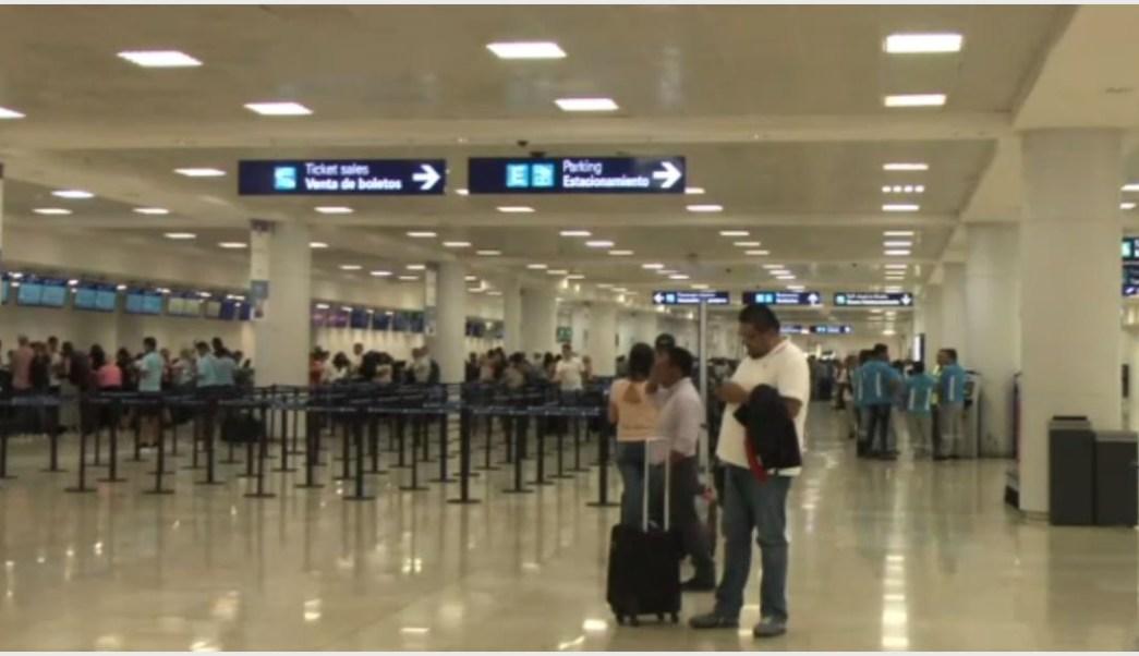 Imagen: Venezolanos denuncian malos tratos a su llegada a México, 6 de octubre de 2019 (Foro TV)