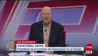 Video: Entrevista completa con Cristóbal Arias en Estrictamente Personal