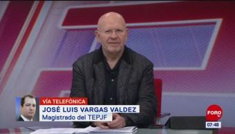 Video: Entrevista completa con el magistrado José Luis Vargas Valdez en Estrictamente Personal