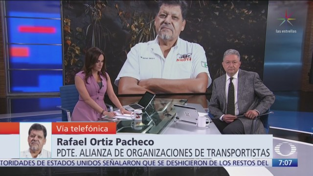 Video: Entrevista completa de Rafael Ortiz Pacheco en Despierta