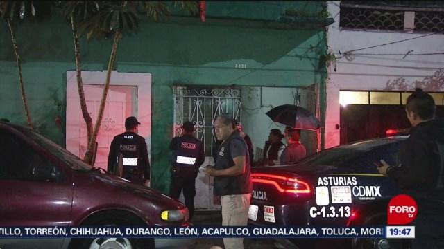 Foto: Hombre Mató Hija Quemó Casa Vinculado Proceso CDMX 7 Octubre 2019