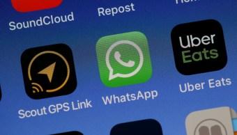 FOTO Violan seguridad de WhatsApp para espiar funcionarios (Getty Images)