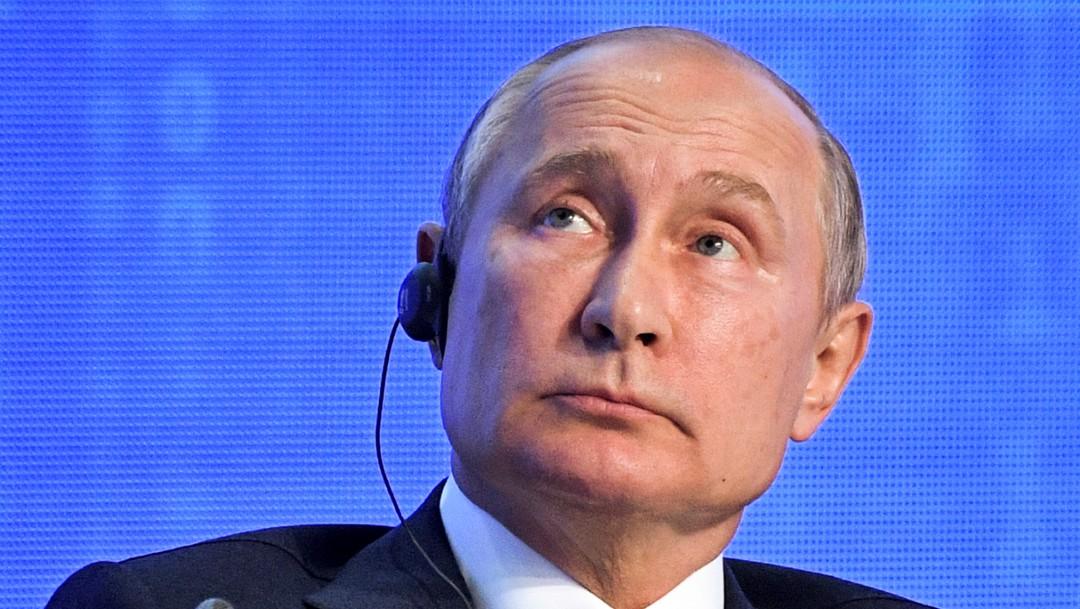 Foto: Vladimir Putin, 2 de octubre de 2019, Rusia