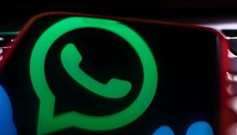 Imagen: Además de las usuales funciones de WhatsApp como enviar mensajes, imágenes, audios y otros archivos tendrás las siguientes opciones con la extensión, 15 de octubre de 2019 (Getty Images, archivo)
