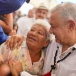 Foto: AMLO en Etchojoa en Sonora, 26 de octubre de 2019, (Presidencia)