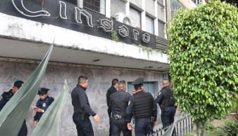 Foto: Los hechos ocurrieron en el bar Cíngaro, 13 de octubre de 2019, (FOTO: CRISTIAN HERNÁNDEZ /CUARTOSCURO.COM)