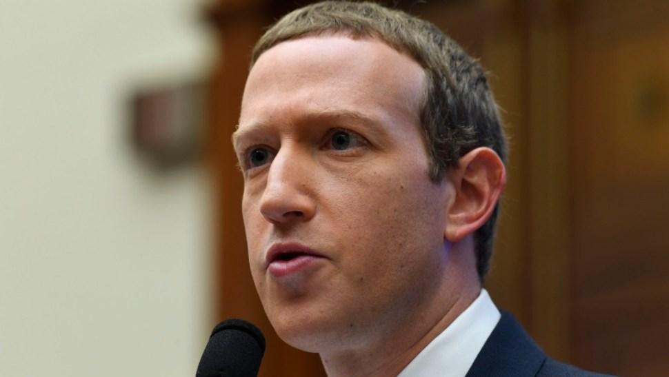 Foto: Zuckerberg ratifica planes de Facebook de lanzar moneda digital, 23 de octubre de 2019, Estados Unidos