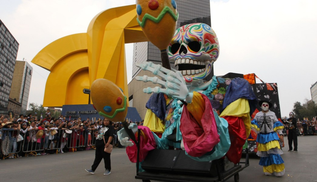 desfile dia muertos cdmx