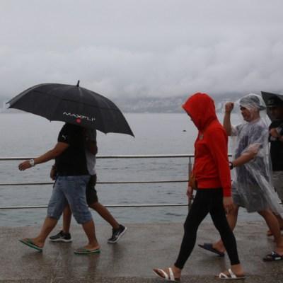 Foto: Se prevén lluvias fuertes en México, 7 diciembre 2019