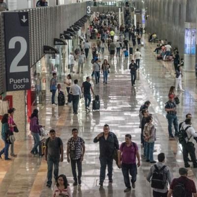 aeropuerto internacional de la ciuidad de méxico aicm