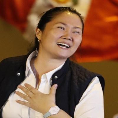 Keiko Fujimori, libre tras 13 meses de prisión en Perú