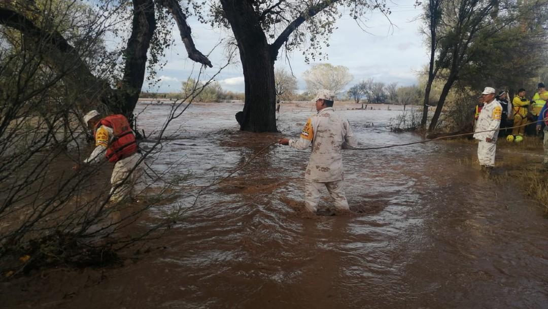 Foto: Además, tras las inundaciones y deslaves que afectaron la ciudad fronteriza de Tijuana, la suspensión de clases se extenderá para este viernes