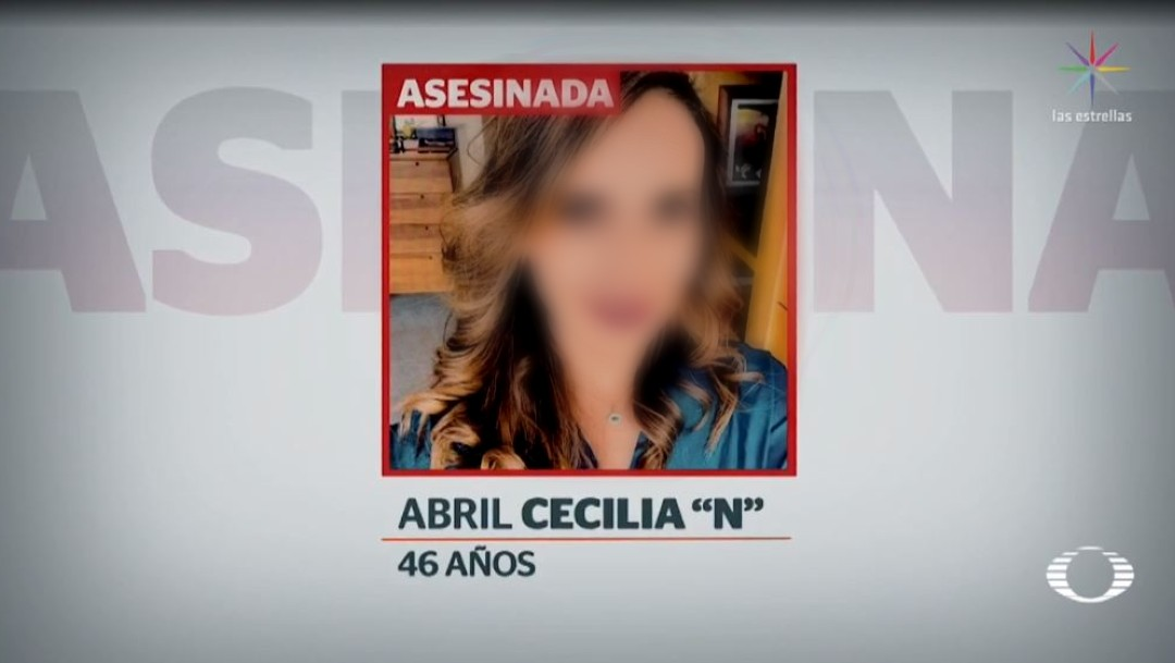 Foto: En enero pasado, la víctima denunció que su esposo había tratado de asesinarla, tras estos hechos, es el principal sospechoso de ser el autor intelectual del crimen