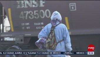 FOTO: Afectaciones por frente frío Chihuahua