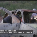 FOTO: Agentes FBI Llegan México Para Investigación Caso Lebarón