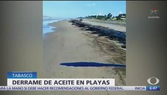 Alerta en Tabasco por derrame de hidrocarburos