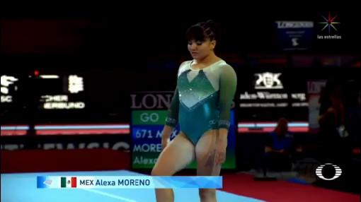 Foto: Alexa Moreno Premio Nacional Deporte 2019 7 Noviembre 2019