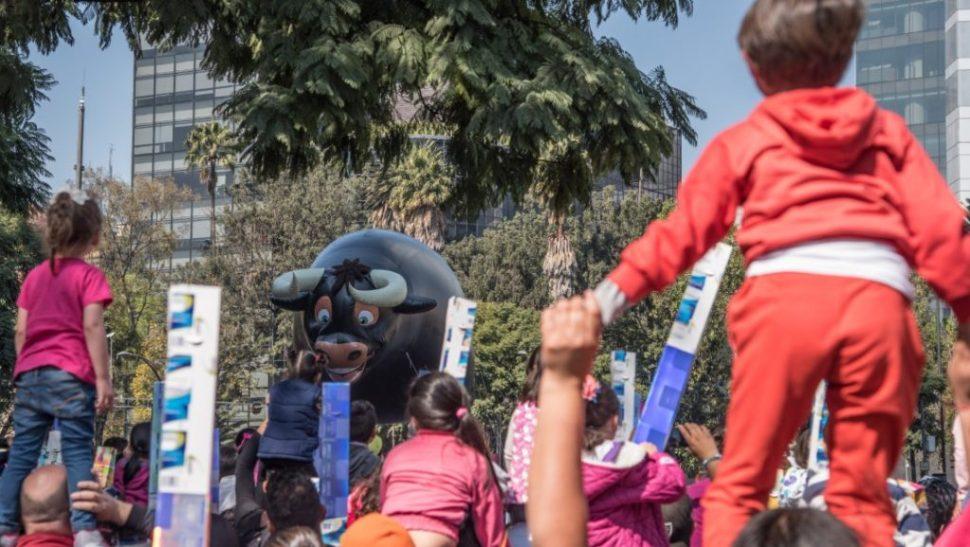 Listo operativo por desfile navideño en Paseo de la Reforma