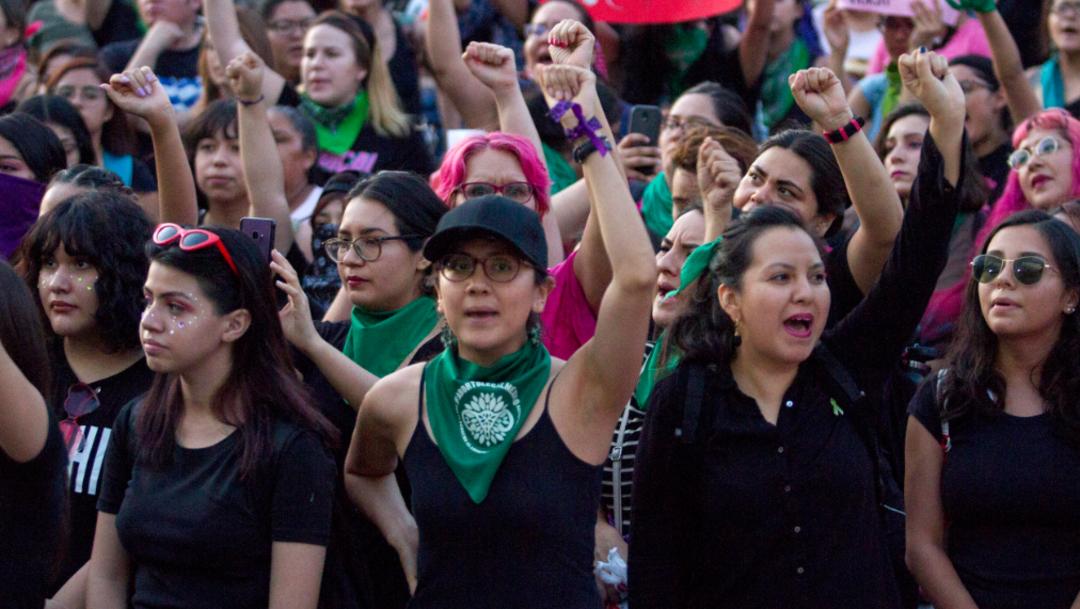 Imagen: La SSC hizo un llamado a la población a respetar los cortes viales y hacer caso a las indicaciones de las autoridades, 24 de noviembre de 2019 (Gabriela Pérez Montiel /Cuartoscuro.com)