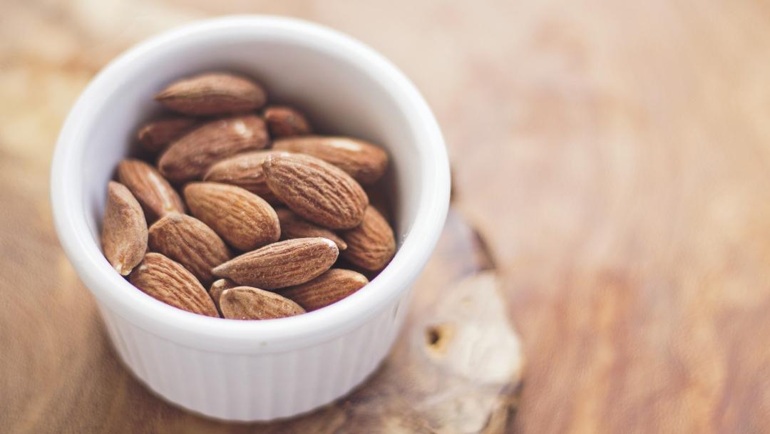 Consumo de almendras beneficia a personas diabéticas, 14 de noviembre de 2019 (PIXABAY)