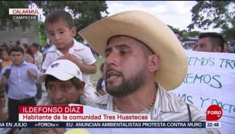 FOTO: AMLO asegura que el Tren Maya no afectará, al medio ambiente10 Noviembre 2019