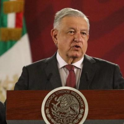 AMLO enumera los cinco principales logros de su primer año de gobierno