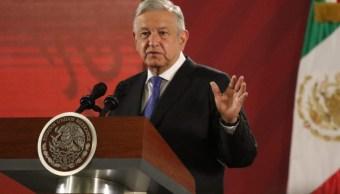 FOTO AMLO confía que se reducirá presupuesto a partidos (Cuartoscuro/Victoria Valtierra)