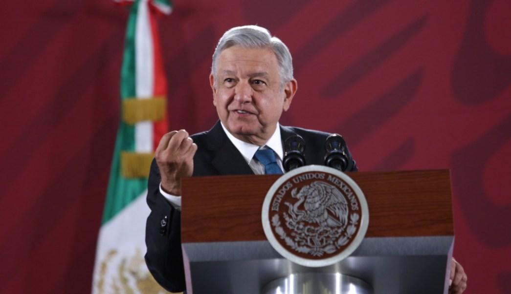 Foto: Instituciones en México actúan por la justicia, dice AMLO a Trump