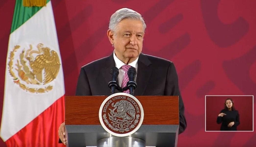 Foto: AMLO: No existen condiciones para un golpe de Estado en México, 4 de noviembre de 2019, Ciudad de México