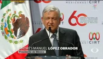 Foto: Amlo Ofrece Analizar Tiempos Oficiales Radio Televisión 7 Noviembre 2019